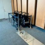 ここまでの行程は、スロープやエレベーターがあるので全てベビーカーでも問題ありません!